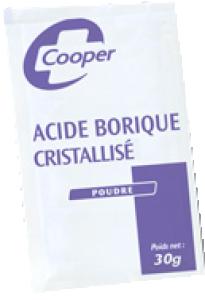 Acide borique poudre