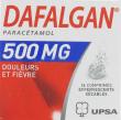 Dafalgan 500 mg, comprimé effervescent sécable