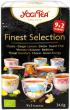 Yogi tea finest selection 9 x 2 sachets